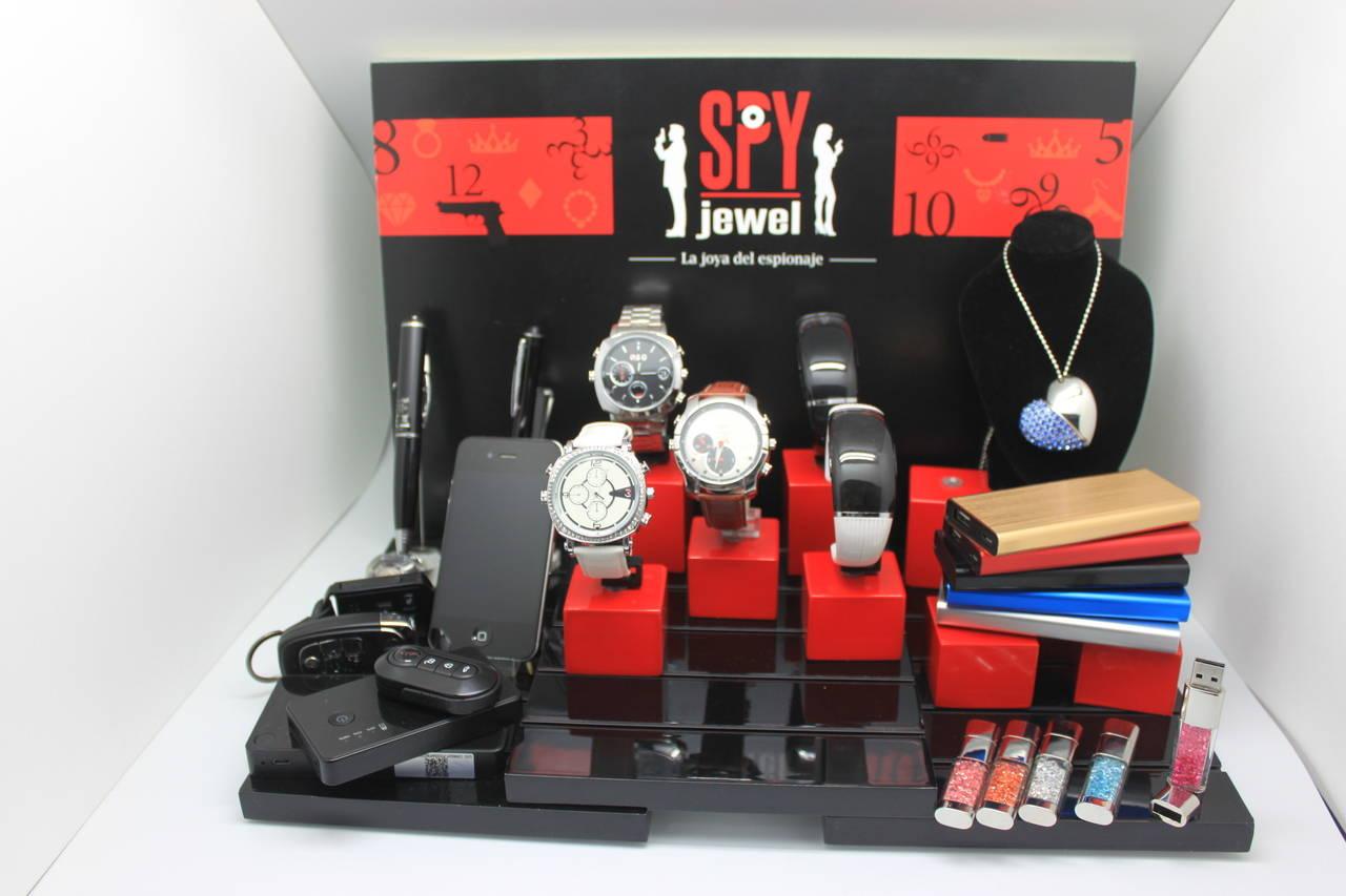La Tienda del Espía presenta nueva línea de productos anti corrupción: Spyjewel