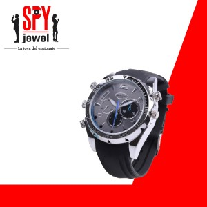 Reloj espía con cámara